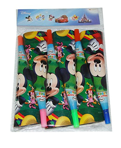 Untumble Mickey Mouse Disney Party Horn Hooter Blowers Noise maker Whistle Blowout SET OF 12