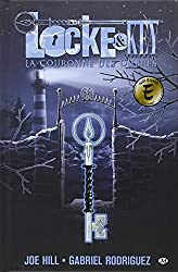 Locke & Key, Tome 3: La Couronne des ombres