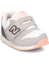 New Balance Zapatillas de Material Sintético Para Niña Gris Gris