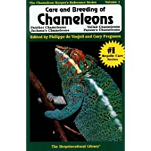 Care and Breeding of Chameleons: Panther Chameleons, Jackson's Chameleons, Veiled Chameleons, and Parson's Chameleons (The Herpetocultural Library)