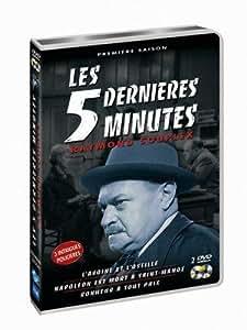 Les 5 dernières minutes, saison 1 : L avoine et l oseille / Napoléon est mort à Saint-Mandé / Bonheur à tout prix