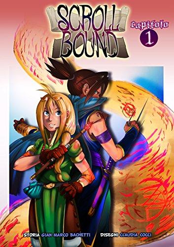 ScrollBound: Capitolo 1: La maga e il ninja (Italian Edition ...