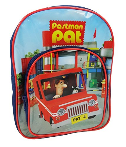 Image of Postman Pat Arch Children's Backpack, 32 cm, 9 Liters, Multicolor