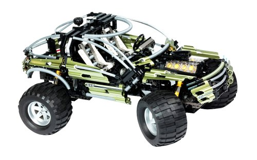 LEGO-Technic-4x4-Off-Roader-8466