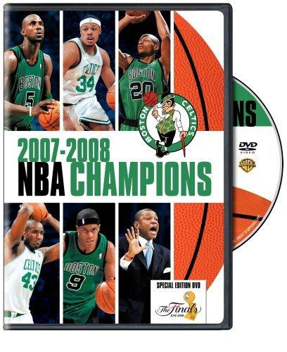 2007-2008 NBA Champions: Boston Celtics by Doc Rivers