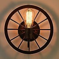 Good thing lámpara de pared Retro molino de viento industrial de la pared de la pared