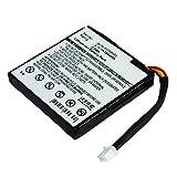 subtel® Batterie Premium Compatible avec Tomtom Start 20 Start 25, 4EN.001.02 4EN42 4EN52 4EV42 4EV52, 1ICP6/34/36 AHA11108001 ALHL03708003 Quanta VF3k 700mAh Accu Rechange Remplacement
