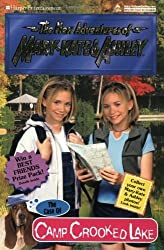 The Case of Camp Crooked Lake (The New Adventures of Mary-Kate & Ashley) by Mary-Kate & Ashley Olsen (2002-07-02)