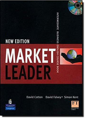 Market Leader Intermediate Coursebook/Multi-Rom Pack by Mr David Cotton (2008-03-06)