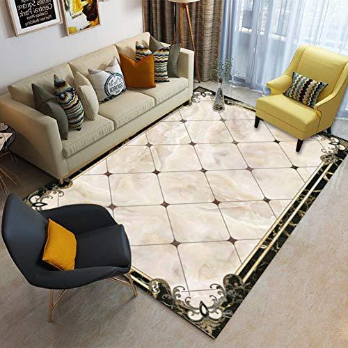 Traditionelle Orientalische Teppich (Loadfckcer Traditionelles Orientalische Teppiche Wohnzimmer Home Decoration Teppiche Sofa Couchtisch Bodenmatte Teppiche,C,180 * 280CM)