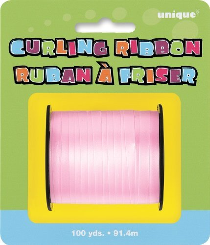 Rose Curling Ballon / Ruban Cadeau (100 Yards /91.4m)