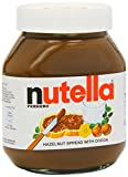 Nutella streichfähig mit Ferrero Kakao, 750 g, 6er Pack (6 x 750 g)