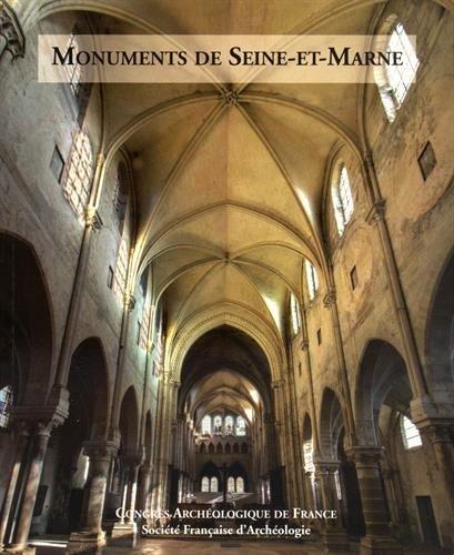 Monuments de Seine-et-Marne par Eliane Vergnolle
