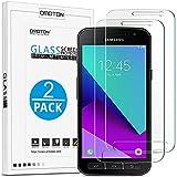 [2 Stück] OMOTON Panzerglas Displayschutzfolie für Samsung galaxy Xcover 4, Anti-Kratzen, Anti-Öl, Anti-Bläschen, lebenslange Garantie