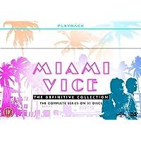 Corrupción en Miami / Miami Vice (Complete Series) - 32-DVD Box Set