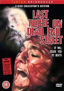 Last House On Dead End Street [DVD] [1977]