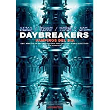 Daybreakers Poster (11 x 17 Inches - 28cm x 44cm) (2010) Uruguayan Style B