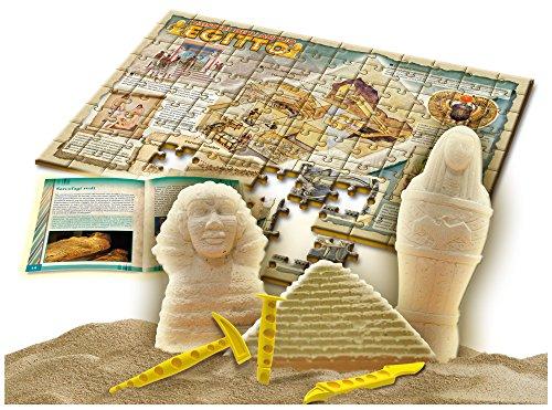 Lisciani 46386 - Little Man Tate Misterios Dell'Antico Egipto 4
