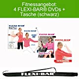 4 FLEXI-BAR® DVDs