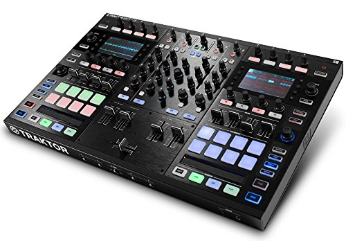 Native Instruments TRAKTOR KONTROL S8 (Pad Scratch Dj)