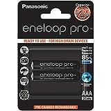 Panasonic Eneloop SY3057185 - Pack 2 pilas recargables, AAA