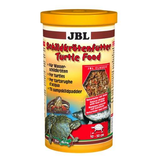 JBL  Schildkrötenfutter , 1er Pack (1 x 1 l)