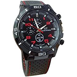 Tonsee Quartz Watch Men Military Watches Sport Wristwatch Silicone Fashion Hours