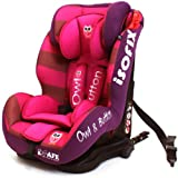 Best Booster Car Seats - iSafe Isofix DUO TRIO PLUS ISOFIX + TOP Review
