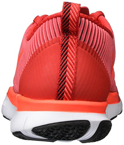 Nike Free Train Versatility, Chaussures De Running Entrainement Homme Rouge (Total Crimson/Gym Red/White/Black)