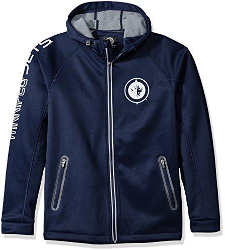 Motion Full Zip Kapuzenjacke, herren, Motion Full Zip Hooded Jacket, navy, XX-Large