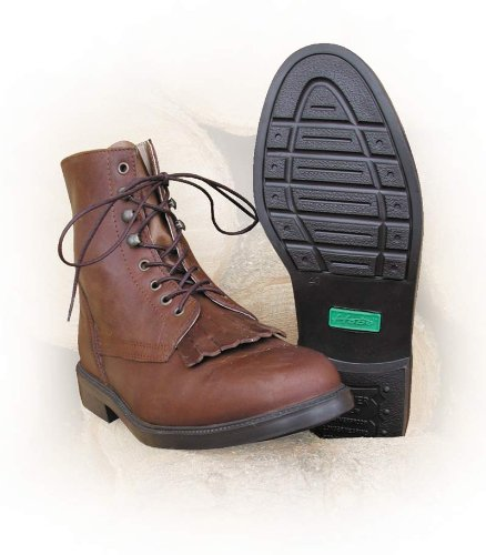 HOBO-Lacer-Boot, braun, 38 Lacer Boots