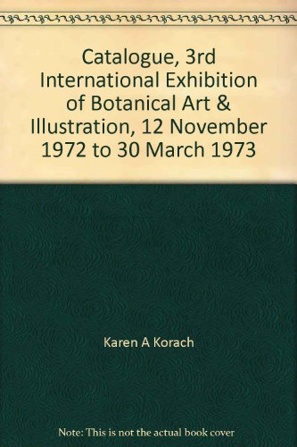 catalogue-3rd-international-exhibition-of-botanical-art-illustration-12-november-1972-to-30-march-19