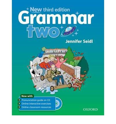 [(Grammar: Two: Student's Book with Audio CD)] [Author: Jennifer Seidl] published on (December, 2012)