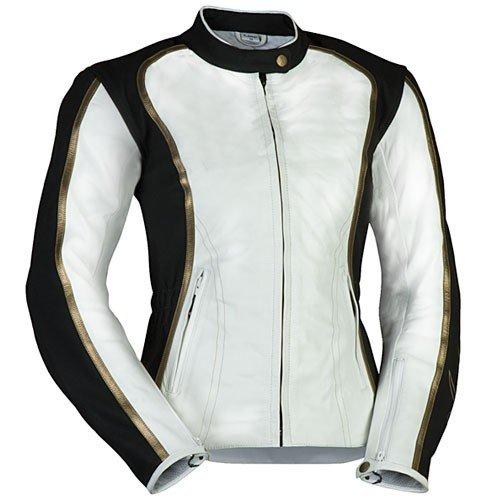 *Motorrad Damen Lederjacke MBW ANITA Größe 44*
