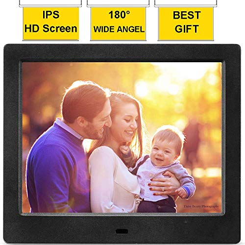 MRQ 8 Inch Digital Photo Frame F...