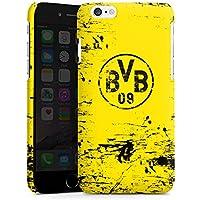 Apple iPhone 6s Plus Hülle Premium Case Cover Borussia Dortmund BVB Fanartikel