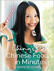 Ching's Chinese Food in Minutes by Ching-He Huang (2009-09-03)