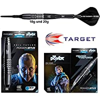 Darts TARGET Power 9Five Gen4 (Phil Taylor) 95% Tungsten Softdarts
