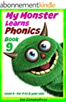 My Monster Learns Phonics - for 5 to...