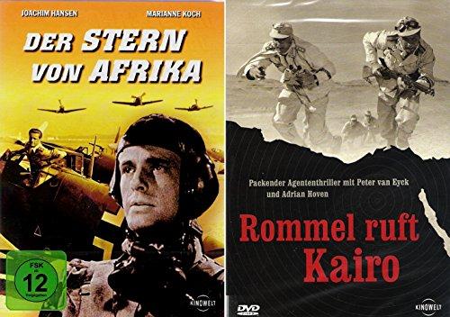 History Collection   Rommel ruft Kairo + Der Stern von Afrika [2-DVD]