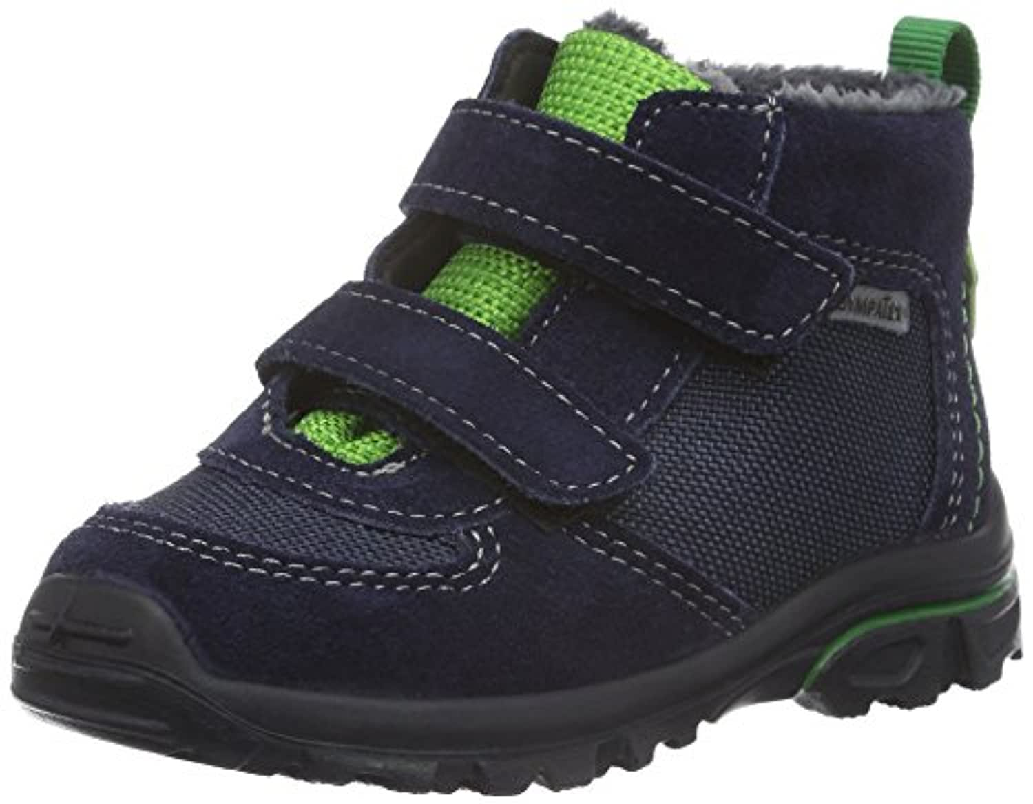Ricosta Boys' Noel Low-Top Sneakers blue Size: 5 Child UK