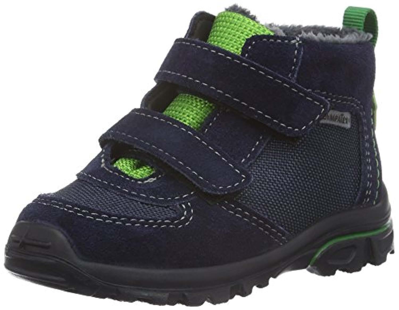 Ricosta Boys' Noel Low-Top Sneakers blue Size: 5 Child UK
