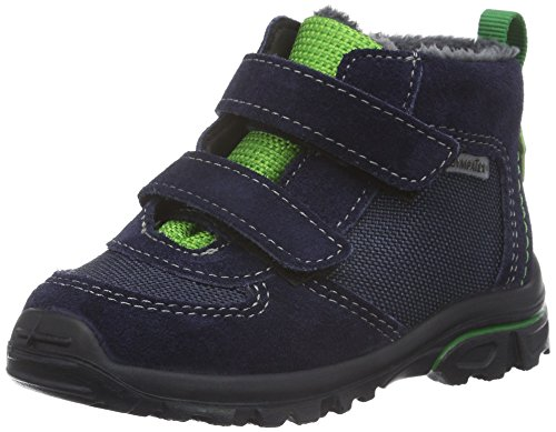 Ricosta Jungen Noel High-Top Blau (nautic/ozean 179)