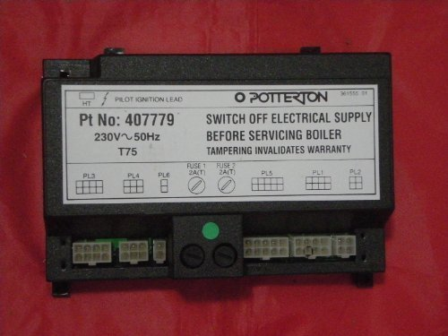 Potterton Kingfisher MF PCB 900312 Full Sequence Control Printed Circuit Board
