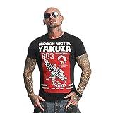 Yakuza Original Herren Chockin Victim T-Shirt