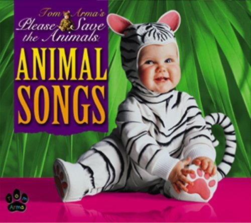 Animal Songs by Tom Arma Music Collection, The Countdown Kids (2004-07-27)