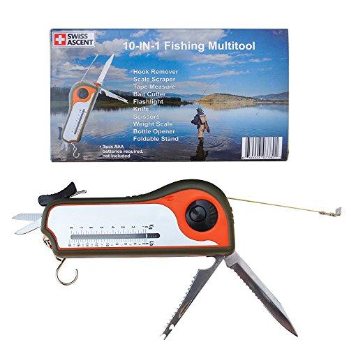 Geschenk zum Fischer, Werkzeug Angeln Gerät -
