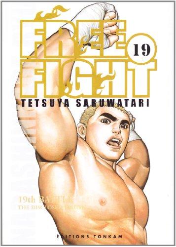 Free fight - New Tough Vol.19