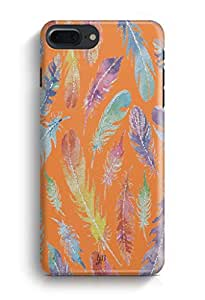 YuBingo Feathers Designer Mobile Case Back Cover for Apple iPhone 7 Plus
