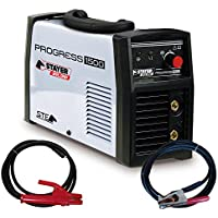 STAYER 1.1033 - INVERTER MMA Soldadura por Electrodo PROGRESS 60% 150A 3.25mm 4kg KVA4